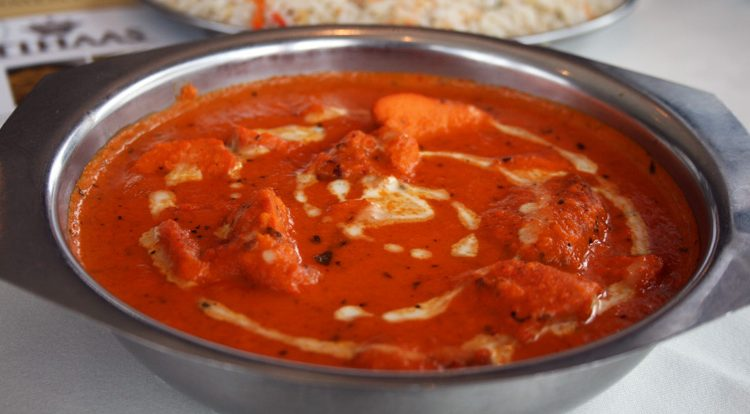 Chicken Tikka Massallam - UK's favourite dish